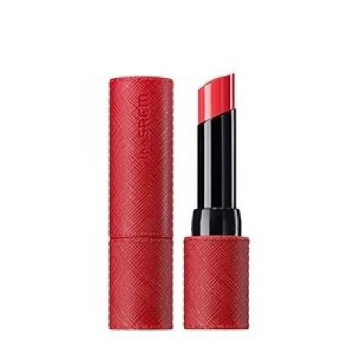 Матовая помада для губ The Saem Kissholic Lipstick S CR02 Hello Dear, 4,1 гр.