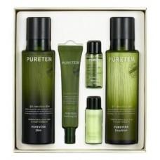 Подарочный набор Welcos Puretem Purevera 2 Items Set с экстрактом алоэ