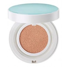 Тональная основа матирующая The Saem Eco Soul Essence Cushion Matt Longwear 23 SPF50+ PA +++, 15 гр.