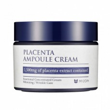 Антивозрастной плацентарный крем для лица Mizon Placenta Ampoule Cream, 50 мл