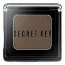 Тени для век моно Secret Key Fitting Forever Single Shadow Shade Ash Brown, 3,8 гр.