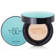 Пудра кремовая The Yeon Water Talk BC Pact 25 Deep Beige, 2 шт. по 16,5 гр.