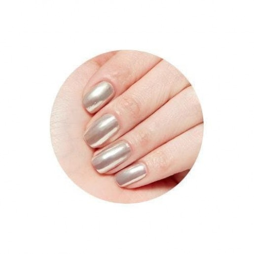 Пудра для ногтей A'Pieu Nail Metal Powder 01 Silver, 2 гр.