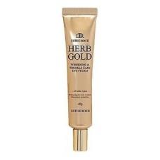 Омолаживающий крем для век Deoproce Estheroce Herb Gold Whitening & Wrinkle Care Eye Cream, 40 мл