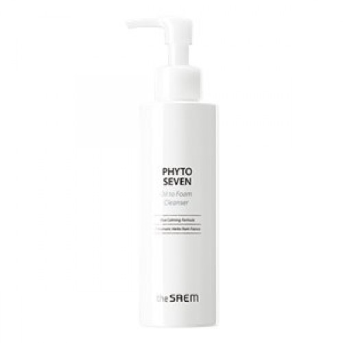 Пенка для умывания The Saem Phyto Seven Oil to Foam Cleanser, 180 мл