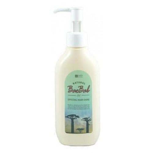 Масло Баобаба для волос Haken Natural Baobab Oil Special Hair Care, 150 мл