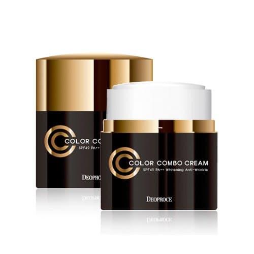 CC крем Deoproce Color Combo CC Cream 13 Light Beige, 40 гр.