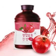 Тканевая маска для лица A'Pieu Fruit Vinegar Sheet Mask Pomegranate, 20 мл