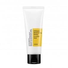 Медовая ночная маска для лица COSRX Ultimate Moisturizing Honey Overnight Mask, 60 мл