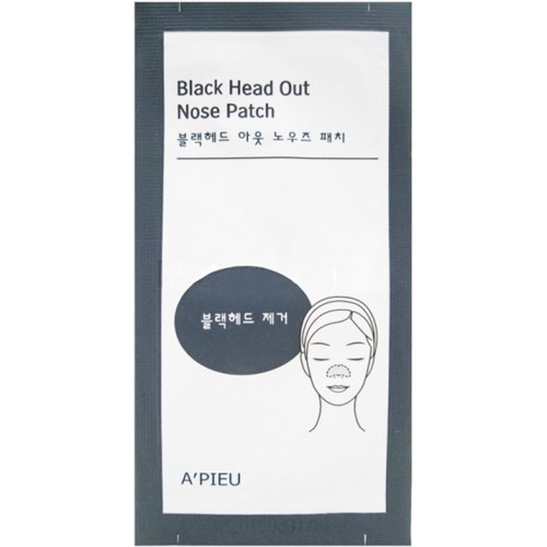 Очищающий патч для носа A'Pieu Blackhead Out Nose Patch, 1 шт.