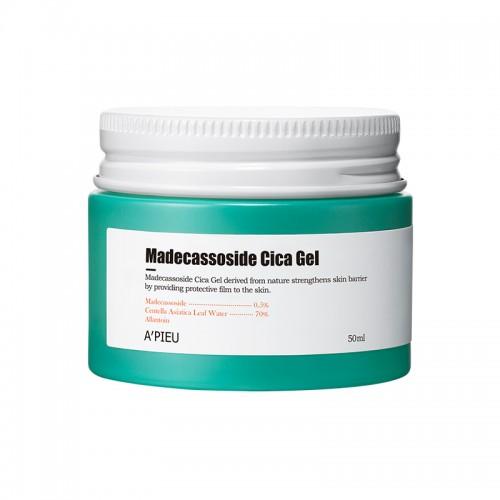 Увлажняющий гель A'Pieu Madecassoside Cica Gel с мадекассосидом, 50 мл