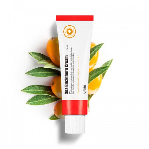 Крем A'Pieu Sea Buckthorn Cream с экстрактом облепихи, 50 мл