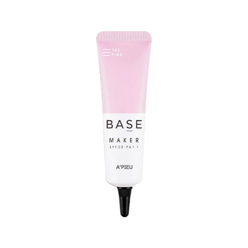 База под макияж A'Pieu Base Maker Pink SPF30 PA++ с экстрактом граната, 20 мл