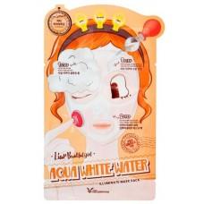 Маска увлажняющая и осветляющая Elizavecca Aqua White Water Illuminate Mask Pack, 25 мл