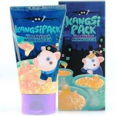 Очищающая маска Elizavecca Milky Piggy Kangsipack с золотым порошком, 120 мл