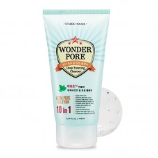 Пенка для очищения пор Etude House Wonder Pore Deep Foaming Cleanser, 170 мл