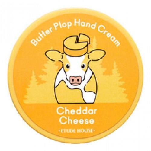 Питательный крем-масло для рук Etude House Butter Plop Hand Cream Cheddar Cheese, 25 мл