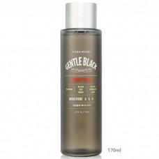 Энергетический тоник для мужской кожи Etude House Gentle Black Energy Toner, 170 мл