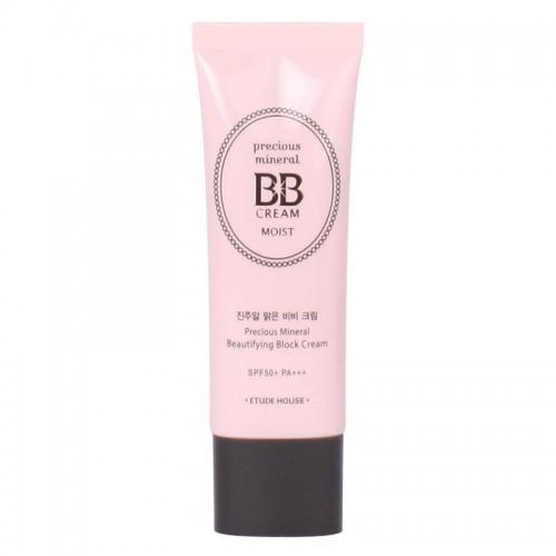 Матирующий BB-крем Etude House Precious Mineral BB Cream Beige SPF50+/PA+++, 45 мл