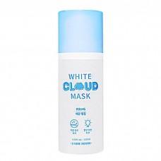 Пузырьковая маска пилинг Etude House White Cloud Mask Peeling, 100 мл