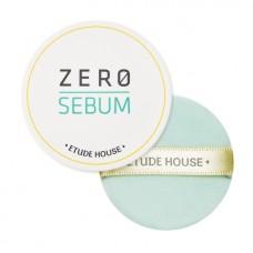 Подсушивающая пудра для проблемной кожи Etude House Zero Sebum Drying Powder, 6 мл