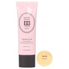 Матирующий BB-крем Etude House Precious Mineral BB Cream Vanilla SPF50+/PA+++, 45 мл