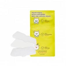 Трех-шаговый набор для очищения пор носа Etude House Rudolph the Shiny 3-Step Clear Nose Kit, 10 г
