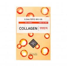 Маска для лица тканевая Etude House Therapy Air Mask Collagen Skin Firming с колагеном, 20 мл