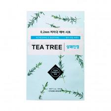 Маска для лица тканевая Etude House Therapy Air Mask Tea Tree c экстрактом чайного дерева, 20 мл