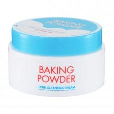Крем с содой для снятия макияжа и очищения пор Etude House Baking Powder Pore Cleansing Cream, 180 мл