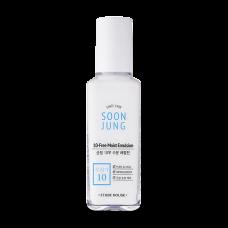 Гипоаллергенная эмульсия для чувствительной кожи Etude House Soon Jung 10-Free Moist Emulsion, 80 мл