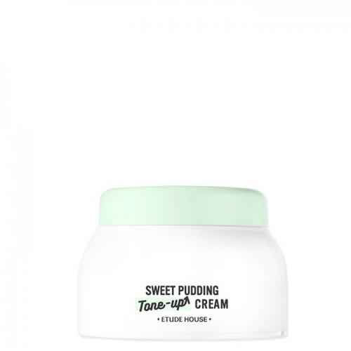 Осветляющий крем пудинг для сухой кожи Etude House Pudding Tone Up Cream Moisture, 50 мл