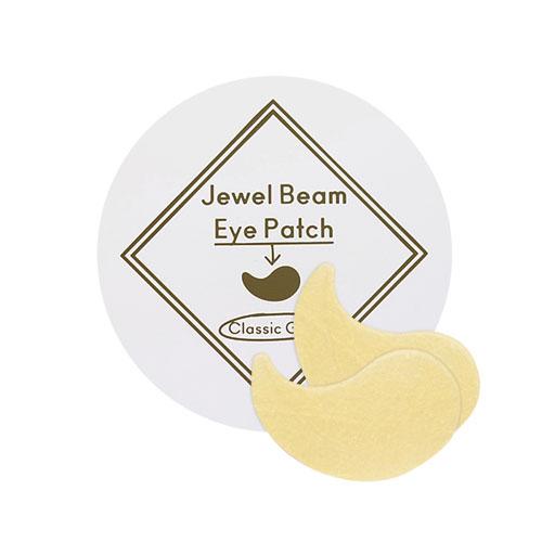 Гидрогелевые патчи Etude House Jewel Beam Eye Patch с коллоидным золотом и коллагеном, 60 шт.