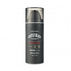 Универсальный флюид для мужской кожи Etude House Gentle Black All In One Fluid, 100 мл