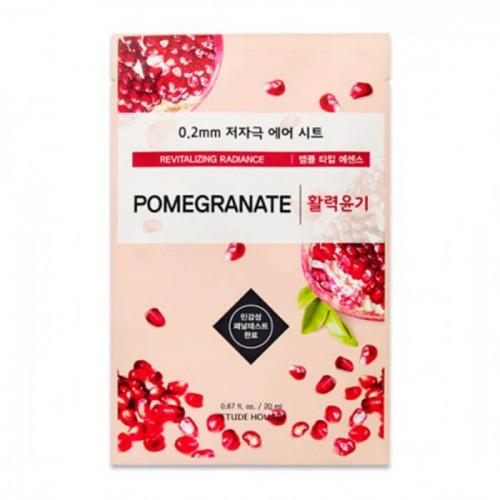 Маска тканевая Etude House Therapy Air Mask Pomegranate с экстрактом граната, 20 мл