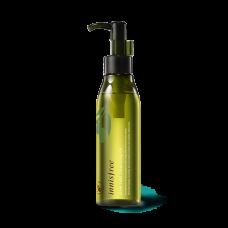 Гидрофильное очищающее масло для лица Innisfree Olive Real Cleansing Oil с экстрактом оливы, 150 мл