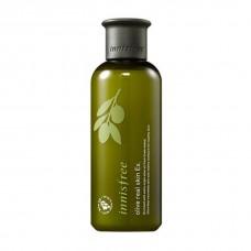 Тонер Innisfree Olive Real Skin Ex с органическим оливковым маслом, 200 мл