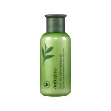 Лосьон для лица Innisfree Green Tea Balancing Lotion EX на основе экстракта зеленого чая, 160 мл