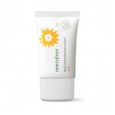 Освежающий и увлажняющий санблок Innisfree Daily UV Protection Cream Mild SPF35/PA++, 50 мл
