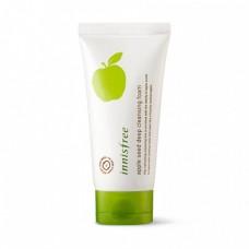 Пенка для очищения лица Innisfree Apple Seed Deep Cleansing Foam с экстрактом яблока, 150 мл