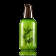 Сыворотка Innisfree Green Tea Seed Serum с экстрактом зелёного чая, 80 мл