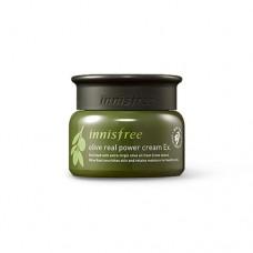 Крем для лица Innisfree Olive Real Power Cream с экстрактом оливы, 50 мл