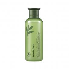 Тоник для лица Innisfree Green Tea Balancing Skin EX на основе экстракта зеленого чая, 200 мл