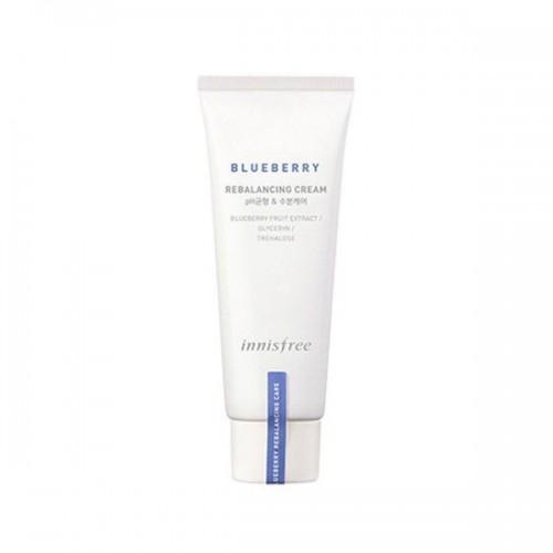 Балансирующий крем Innisfree Blueberry Rebalancing Cream с экстрактом черники, 50 мл