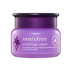 Антивозрастной крем для кожи вокруг глаз Innisfree Jeju Orchid Eye Cream с экстрактом орхидеи, 30 мл