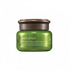 Крем для кожи вокруг глаз Innisfree Green Tea Seed Eye Cream на основе семян зеленого чая, 30 мл