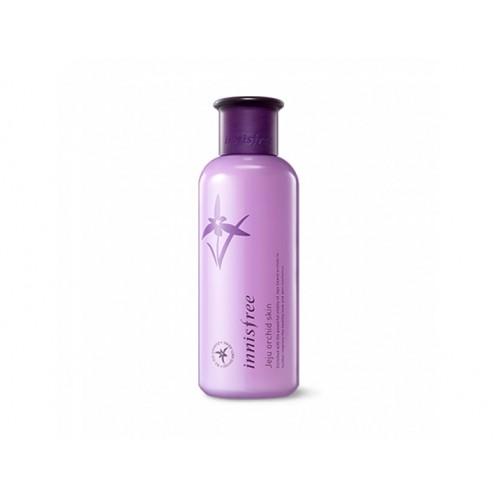 Активный антивозрастной тонер Innisfree Jeju Orchid Skin-02 с экстрактом орхидеи, 200 мл