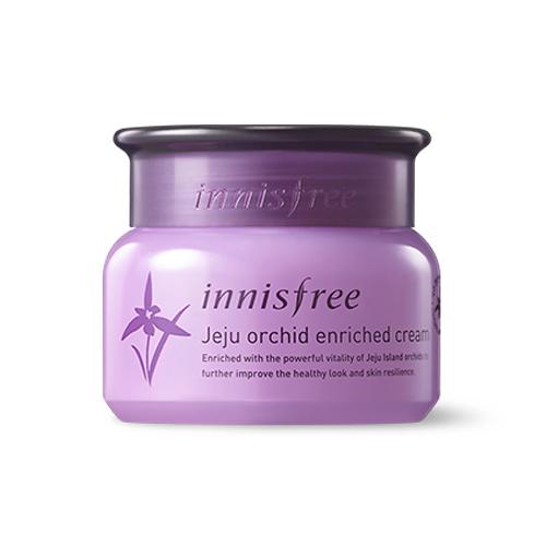 Интенсивный антивозрастной крем Innisfree Jeju Orchid Intense Cream с экстрактом орхидеи, 50 мл