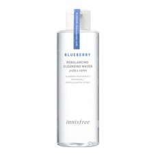 Балансирующая очищающая вода Innisfree Blueberry Rebalancing Cleansing Water, 200 мл