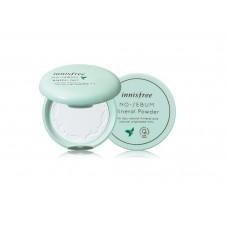 Бесцветная компактная пудра для жирной кожи Innisfree No Sebum Mineral Pact, 8 мл